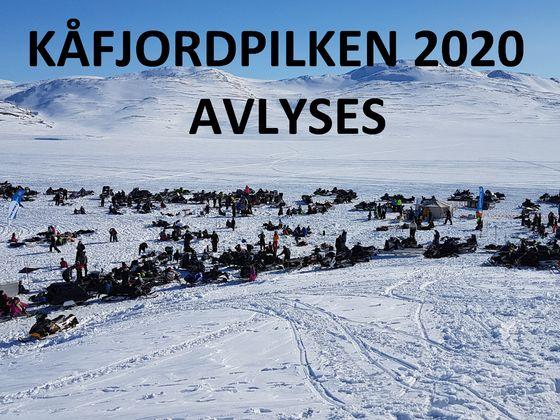 AVLYSING av Kåfjordpilken 2020