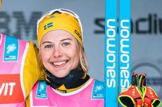 Ida Dahl. Foto: Visma Ski Classics / Magnus Östh.