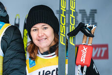 Britta Johansson Norgren. Foto: Visma Ski Classics / Magnus Östh.