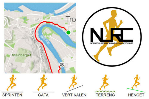 NURC - National Ultimate Running Championship.