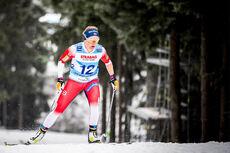 Julie Myhre. Foto: Modica/NordicFocus.