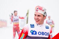 Simen Hegstad Krüger. Foto: Modica/NordicFocus.