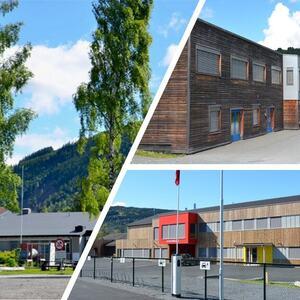 Skolene i kommunen