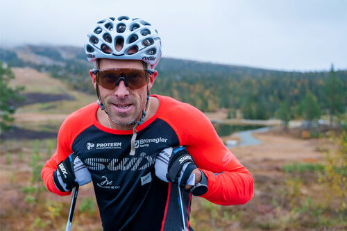 Anders Aukland. Foto: Børre E. Helgerud / Team Ragde Eiendom.