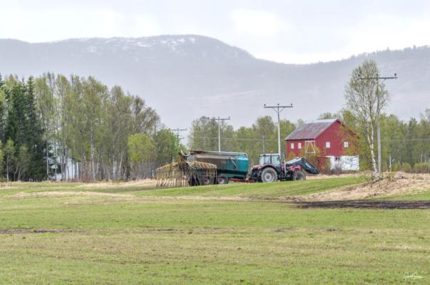 Photo by: Geir Arne Simonsen (Landbruk Nord)