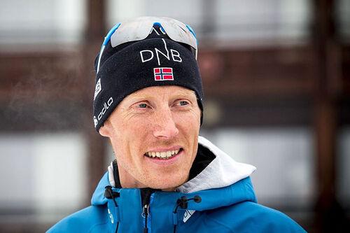 Espen Nordby Andersen. Foto: Privat.