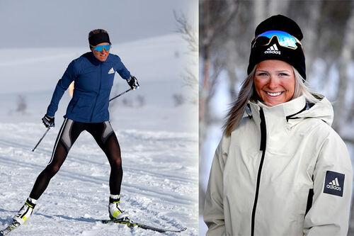 Frida Karlsson. Foto: Adidas.