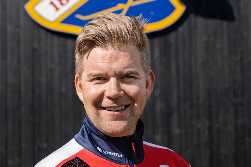 Håkon Stuge Bånerud. Foto: Line Møller / Lyn Ski.