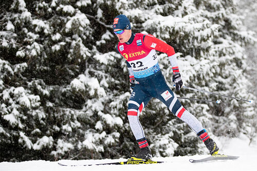 Eirik Sverdrup Augdal Foto: Modica/NordicFocus.