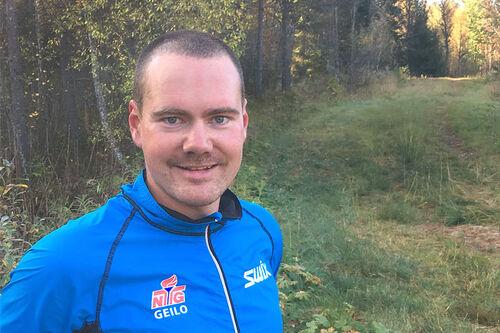 Øyvind Olstad. Foto: NTG Geilo.