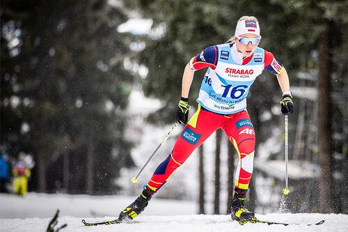 Izabela Marcisz. Foto: Modica/NordicFocus.
