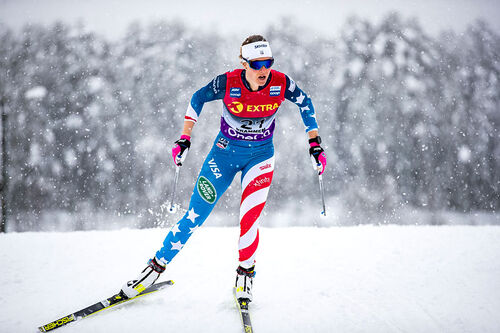Sadie Maubet Bjornsen. Foto: Modica/NordicFocus.