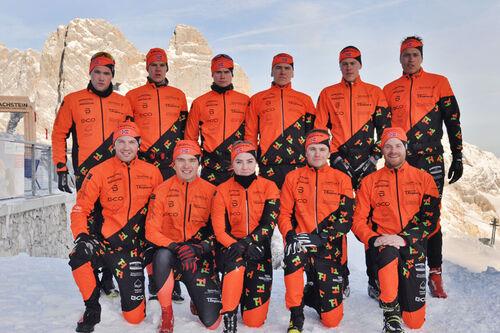 Team Hallingdal sesongen 2019/2020. Foto: Sondre Thune Lunde.