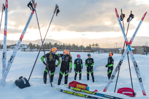 Nordlysbyen Ski. Foto: TS Foto Design.