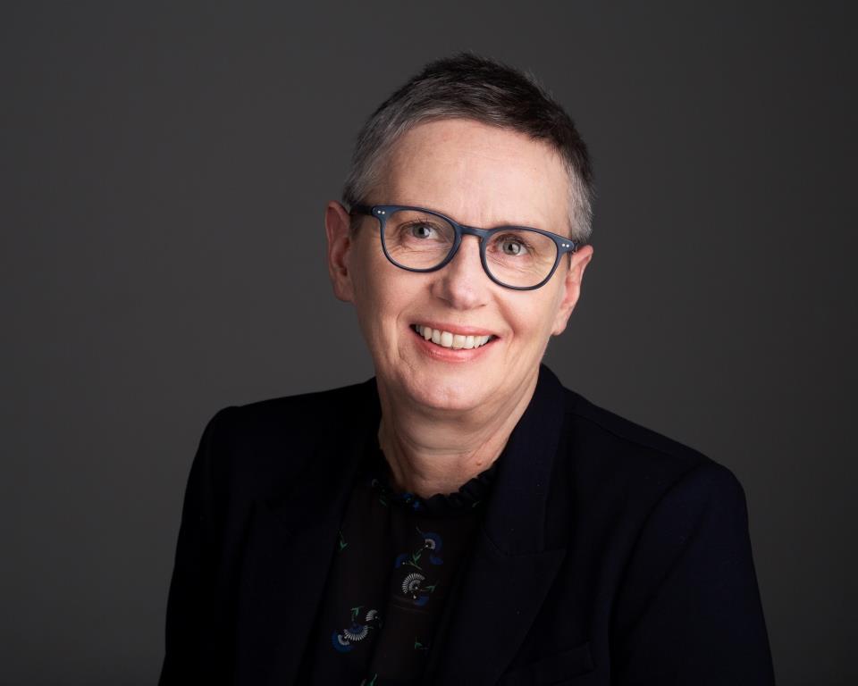 Kommunedirektør Rannveig Mogren