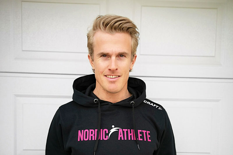 Morten Eide Pedersen. Foto: Team Nordic Athlete.