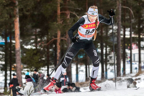 Hedda Bångman. Foto: Modica/NordicFocus.