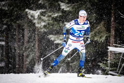 Fredrik Andersson. Foto: Modica/NordicFocus.
