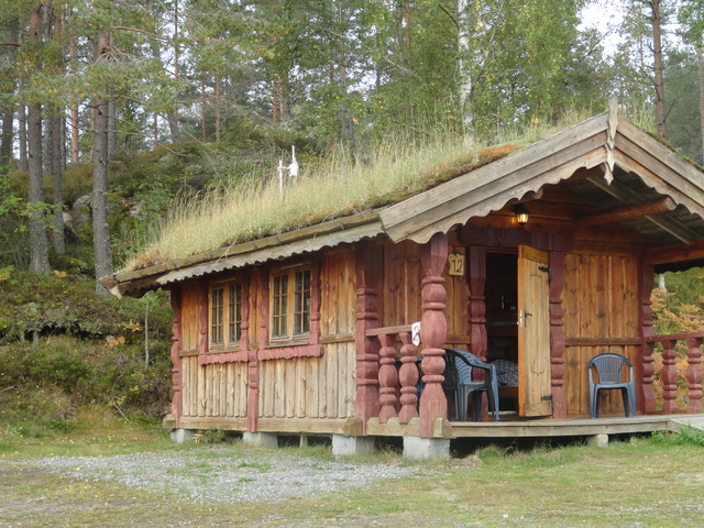 Kilefjorden camping