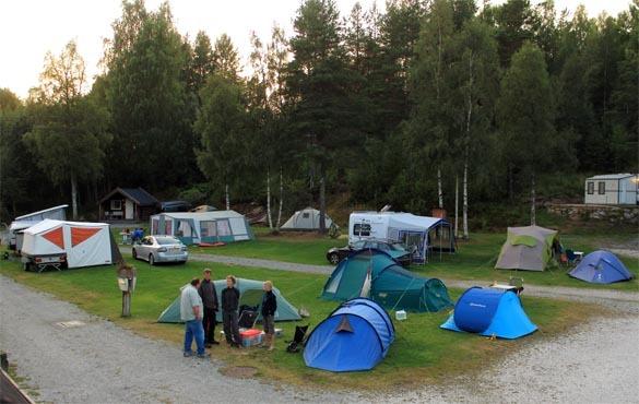 Overnattingsmuligheter Evje og Hornnes kommune