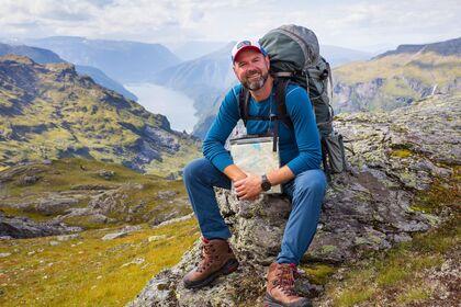 Dag Terje K. Solvang - generalsekretær i Den Norske Turistforening DNT