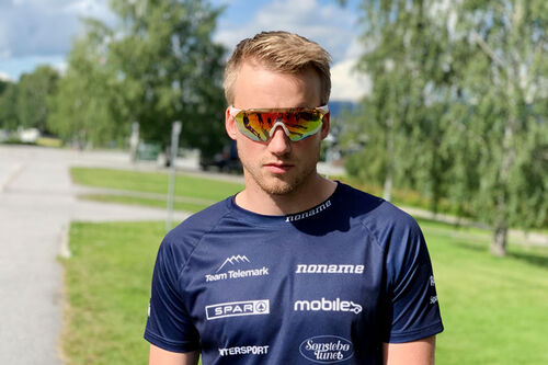 Even Northug. Foto: Team Telemark.