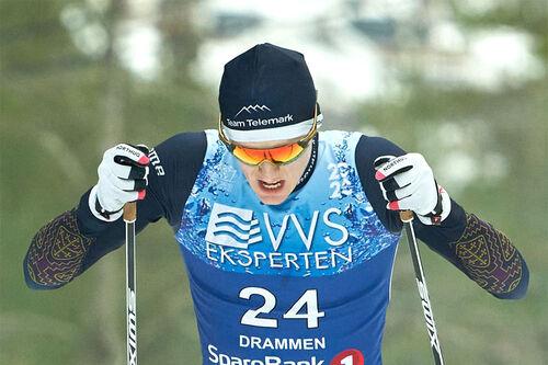 Eirik Mysen: Foto: Jan Erik Bårnes.