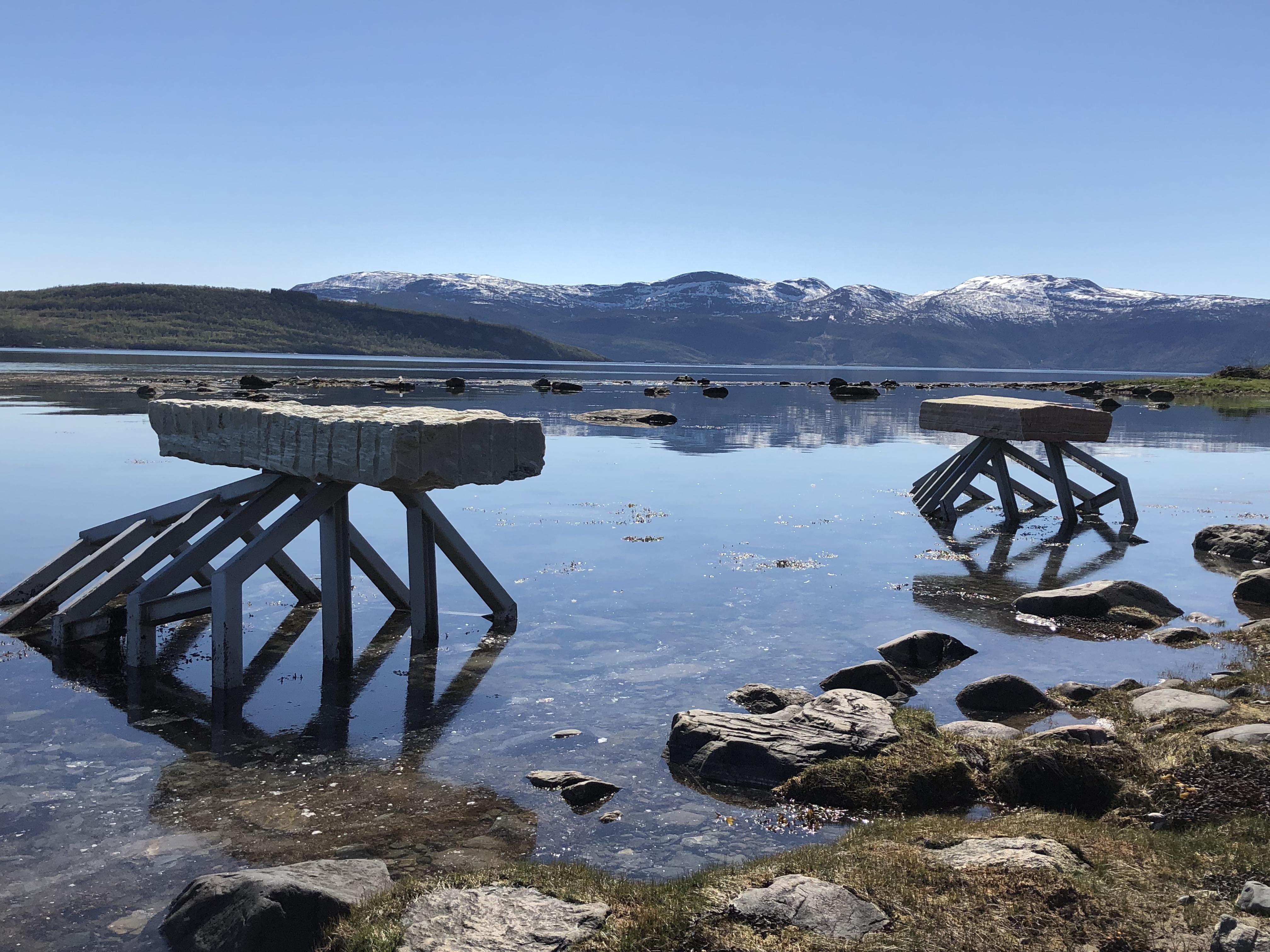 Skulpturlandskap Nordland Fauske
