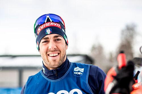 Federico Pellegrino. Foto: Modica/NordicFocus.