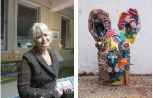 Lilli Kanck og Trash animals