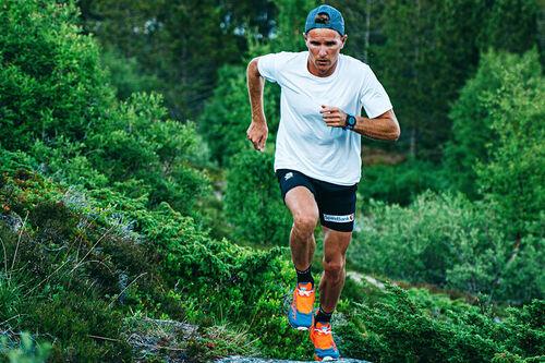 Didrik Tønseth løper Bråtesten på torsdag. Foto: Privat.