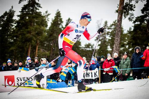 Erik Valnes. Foto: Modica/NordicFocus.