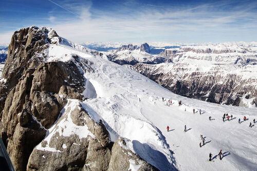 Vinterfjellet. Foto: Creative Commons/Pxfuel.com.
