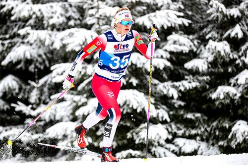Hedda Østberg Amundsen. Foto: Modica/NordicFocus.