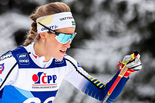 Anna Dyvik. Foto: Modica/NordicFocus.