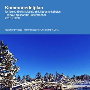 Illustrasjonsbilde Kommunedelplan - forside 2019