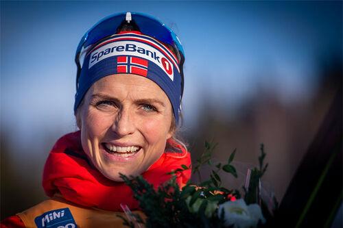 Therese Johaug. Foto: Thibaut / NordicFocus.