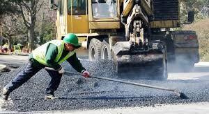 asfaltering kommunale veier