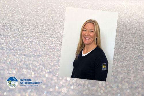 Ulrika Sterner, ny kommunikationsansvarlig for langrenn i det svenske skiforbundet. Foto: Svenska Skidförbundet.