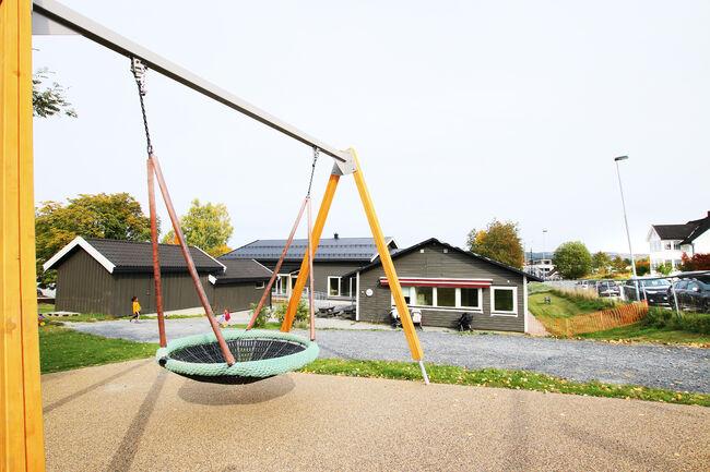 Bildet viser Nesbakken barnehage
