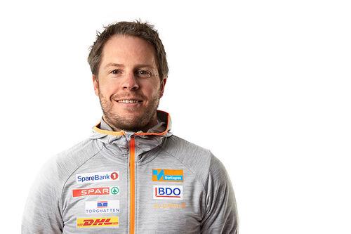 Eirik Myhr Nossum. Foto: Frederick Kihle / Norges Skiforbund.