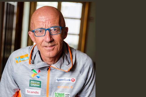 Ole Morten Iversen. Foto: Norges Skiforbund.