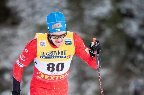 Ville Ahonen. Foto: Modica/NordicFocus.