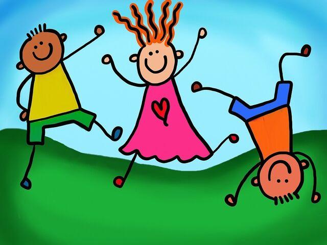 Gausdalsmodellen, barn i aktivitet