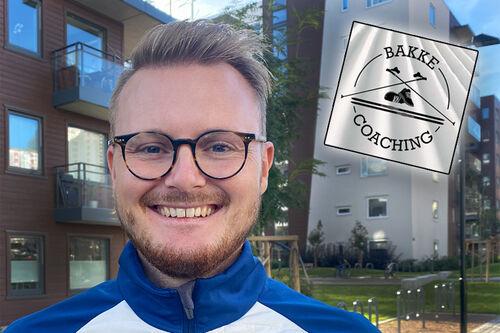 Christian Bakke i Bakke Coaching.