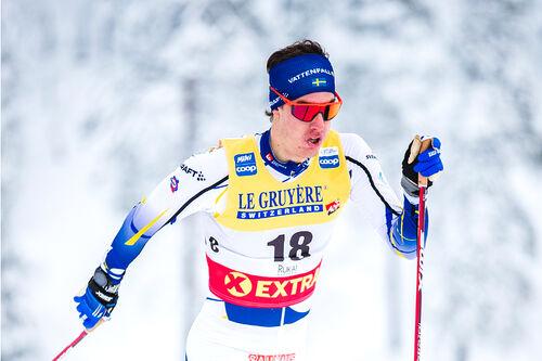 Johan Häggström. Foto: Modica/NordicFocus.