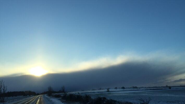 Vinter Gotland