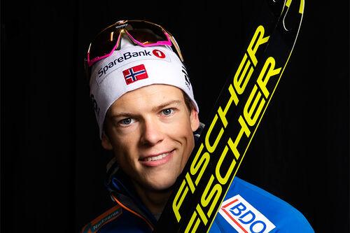 Johannes Høsflot Klæbo. Foto: Modica / NordicFocus.