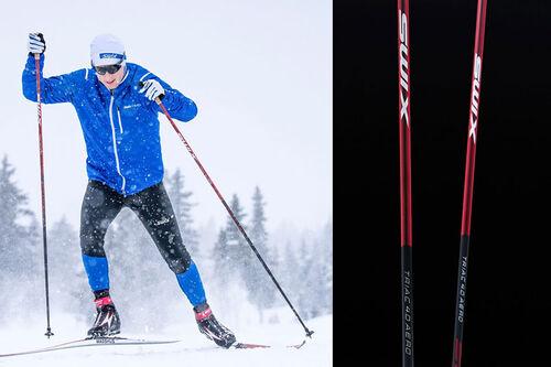 Swix Triac 4.0 Aero stav for langrenn og skiløping