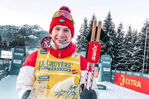 Alexander Bolshunov. Foto: Morten Sætha / Swix.